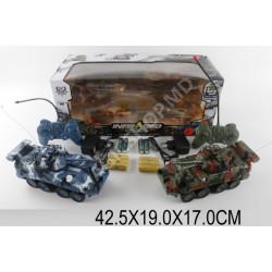 Tanc cu telecomanda 08178 (170x190x425mm)