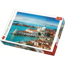 Puzzle Trefl Veneția, Italia (27085) 2000 elemente