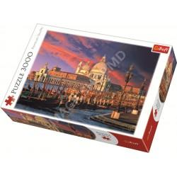 Puzzle Trefl Santa Maria della Salute, Veneția (33020) 3000 elemente