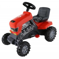 Tractor cu pedale Turbo (52674) (490x665x831mm)