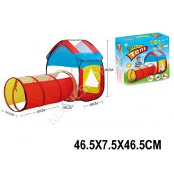 Cort pentru copii Play tent 60939 (650x890x1650mm)