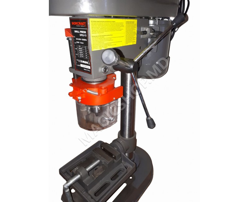 Masina de gaurit Worcraft DP03-13