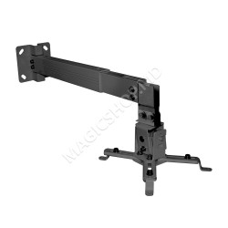 Suport proector Arm media PROJECTOR-3 Negru, Gri
