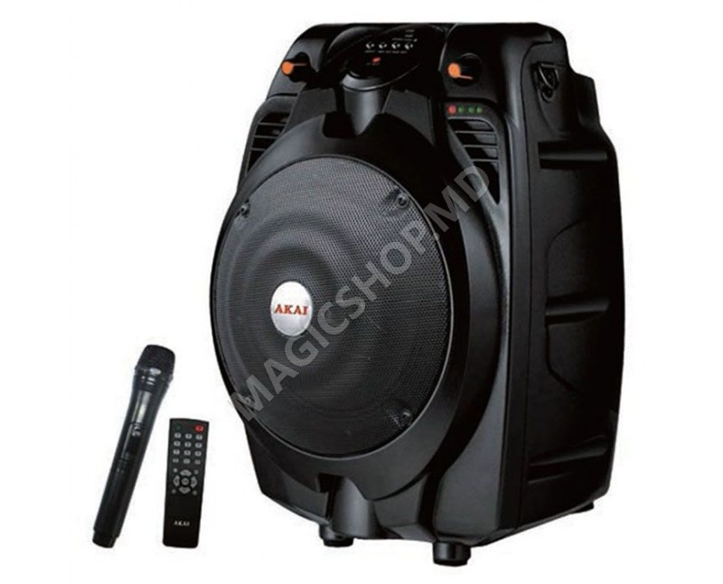 Boxă portabilă AKAI SS022A-X6 Negru