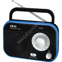 Radio Portabil AKAI PR003A-410 Negru