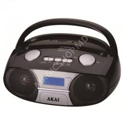 Radio Portabil AKAI APRC-106 Negru