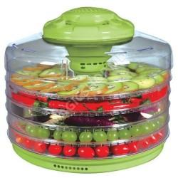Uscator pentru fructe si legume AKAI TD - 1161 GL Verde