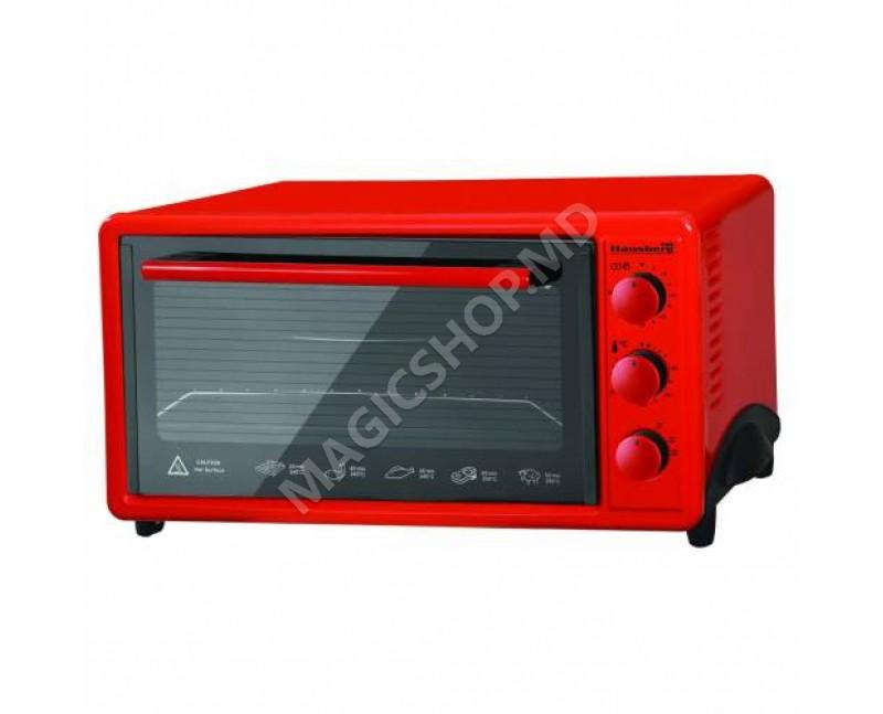 Cuptor electric HAUSBERG HB-9520 Roșu