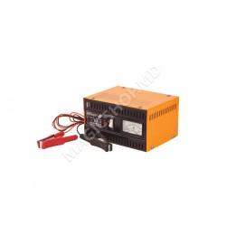 Incarcator pentru acumulator automobil Villager VCB 6E negru,portocaliu