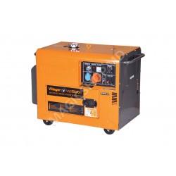 Generator motorina Villager VGD 5500 S 5.5 kW