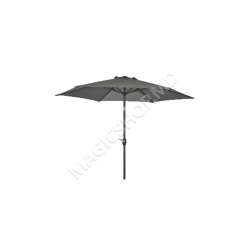 Umbrela de gradina Gardina Grup Vasto Market Blue (2700x2700mm)