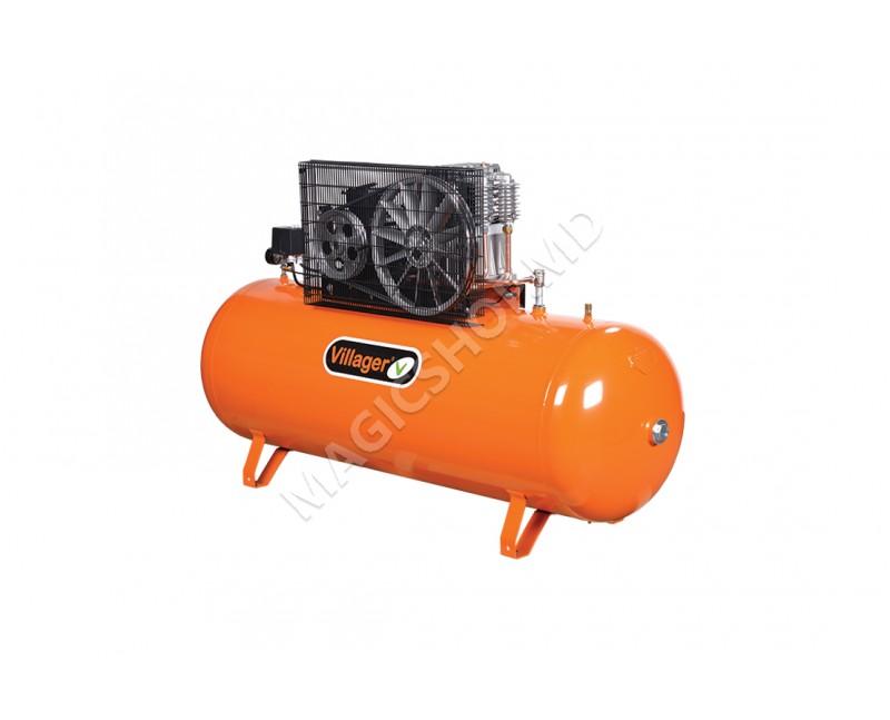 Compresor Villager AB 500/7,5 portocaliu