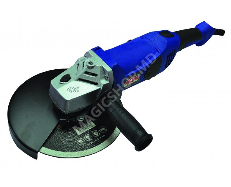 Polizor unghiular AGM AG 230 2000W