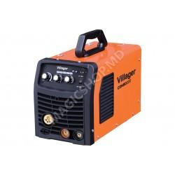 Aparat de sudat Villager VWM 200 COMBO negru,portocaliu