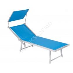 Sezlong Gardina Grup Bali Beach Blue (380x610x1810mm)
