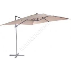 Umbrela de gradina Gardina Grup Martinica Beige (2600x2600mm)