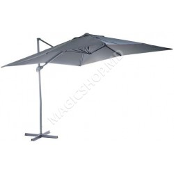 Umbrela de gradina Gardina Grup Martinica Grey (2600x2600mm)