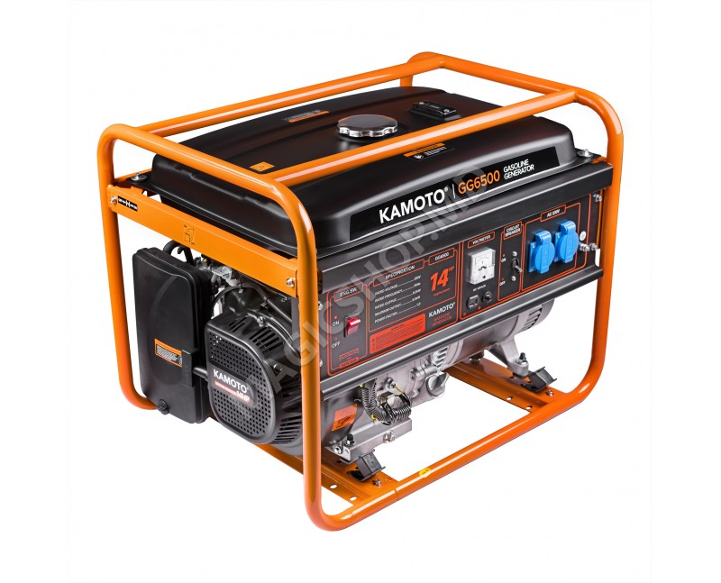 Generator pe benzina KAMOTO GG6500