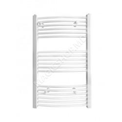 Uscător de prosoape alb oval500x1800