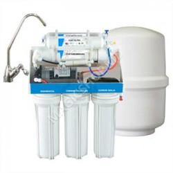 Statie de filtrare prin osmoza inversa,6trepte,cu pompa,dulapior,autocuratire+mineralizare