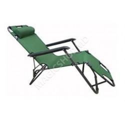 Scaun pliant HS Natura (800x600x1530mm) verde