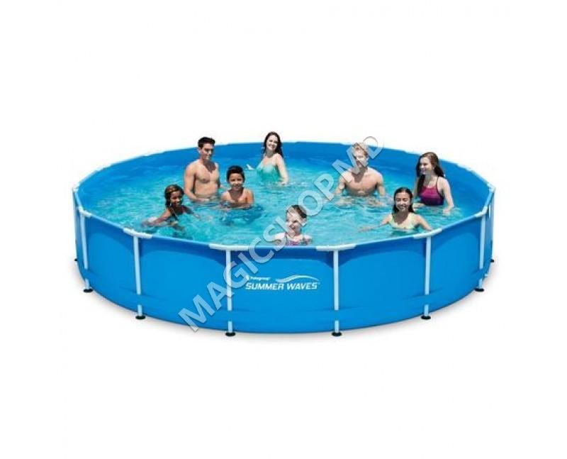 """Piscina """"Family Summer Waves"""" 366x76cm"""
