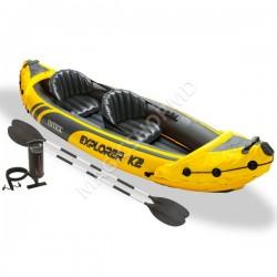 Kayak EXPLORER K2, 312x91x51cm, 2 pers.