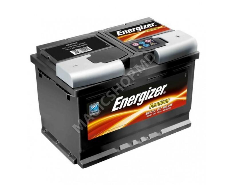 Acumulator Energizer Premium 77 Ah 780 A (EN)