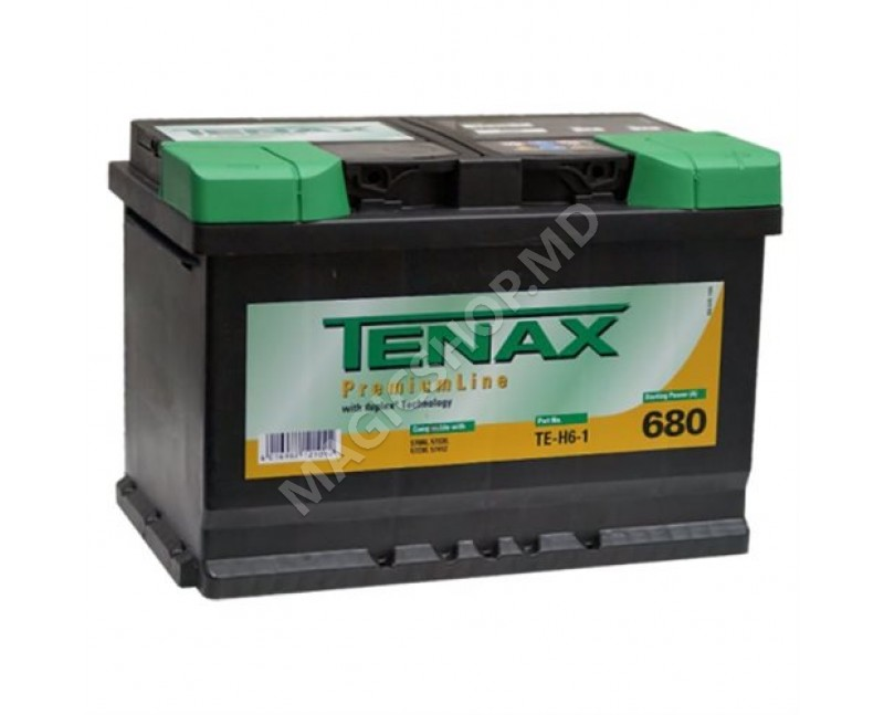 Acumulator Tenax Premium 74 Ah 830 A (EN)