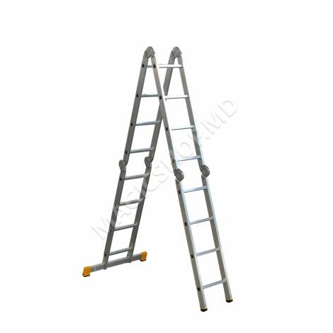 Scară Multiple cu 4+1 trepte