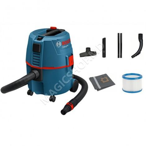 Aspirator Bosch GAS 20 L SFC (B060197B000) albastru