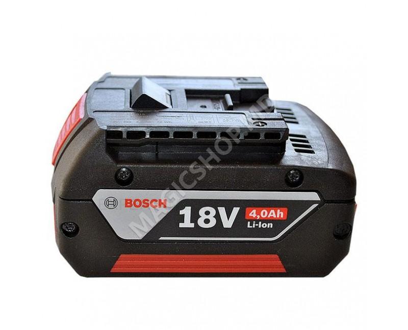 Acumulator Bosch 18V Li-Ion 4Ah (B1600Z00038)