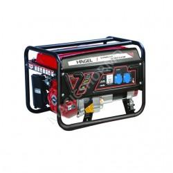 Generator HAGEL DTF5000 220 V 3.8 kW benzină