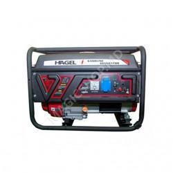 Generator HAGEL DTF5000A 220 V 3.2 kW benzină