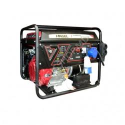 Generator HAGEL DTF8000A 220 V 6 kW benzină