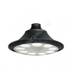 Corp de iluminat stradal led Fumagalli ECOVIVI 500 90 W GX53 negru/Transparent
