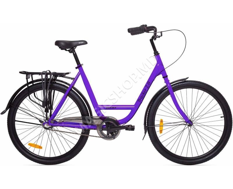 Bicicleta Aist Tracker 2.0 violet