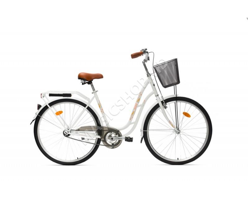 """Bicicleta Aist Tango 28"""" 1.0 bej"""