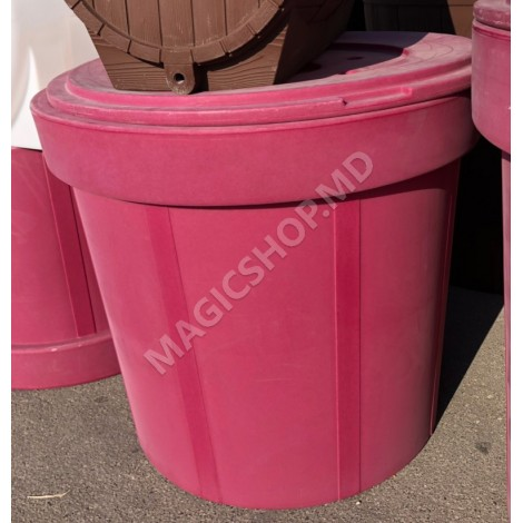 Cada pentru vin 300 litri rosu