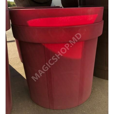 Cada pentru vin 500 litri rosu