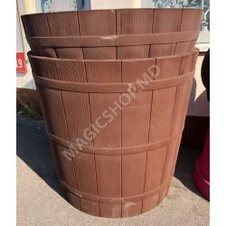 Cada pentru vin tip lemn 750 litri