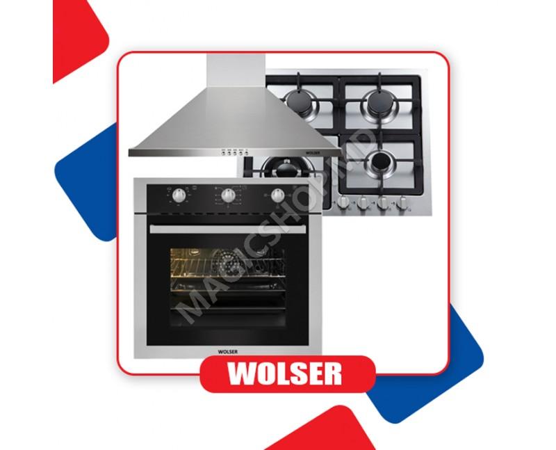 WOLSER set bucatarie