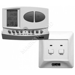 Termostatul wireless programabil Conter SC CT7W