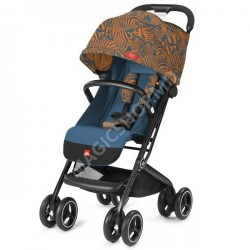 Carucior All Terrain Fashion Edition Atlantic Orange