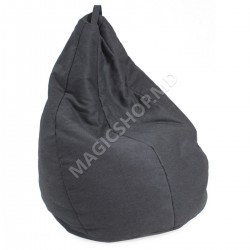 Fotoliu DP Bean Bag gri inchis