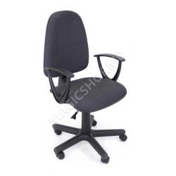 Scaun de birou PRESTIGE-C26 Black+Grey