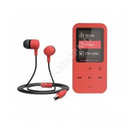MP4 Player Energy Sistem ENS426447 rosu