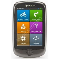 Navigator pentru bicicleta Mio CYCLO 200 negru
