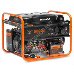 Generator benzina, gaz Daewoo GDA 7500 DFE 230 V 6.5 kW