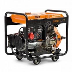 Generator motorina Daewoo DDAE 6000XE-3 230 V 5.5 kW (pornire electrica)